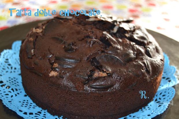 Oreo doble cake.